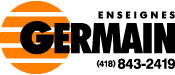 Enseignes Germain 418-843-2419